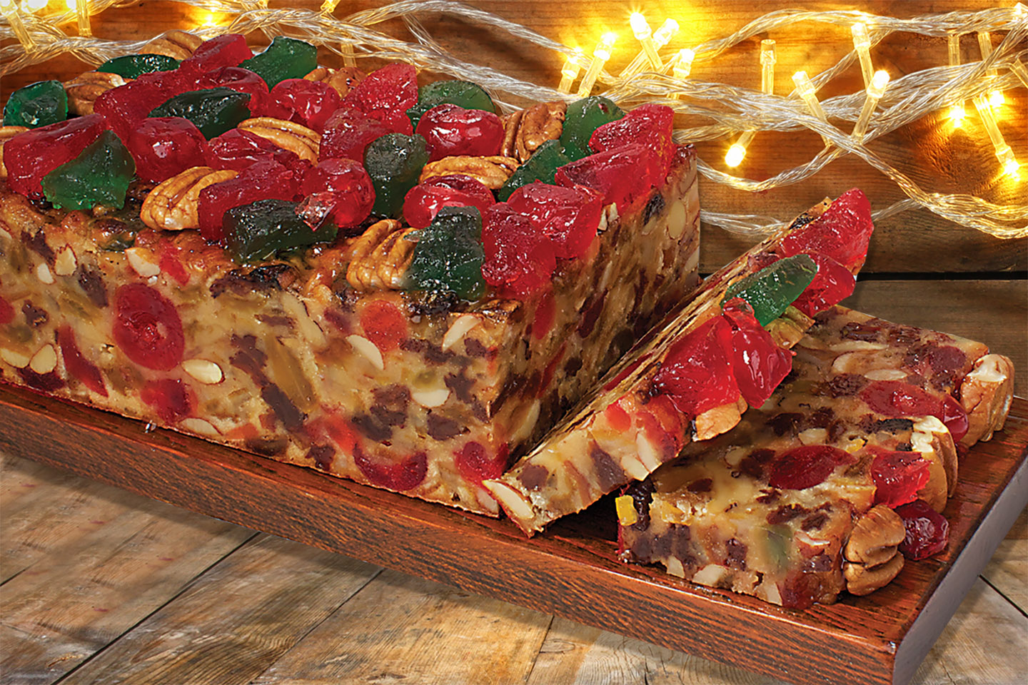 Costco Fruit Cake